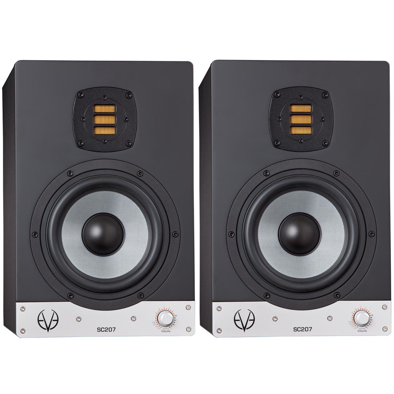 EVE Audio SC207 2-Way 7 Inch Active Monitors - PAIR
