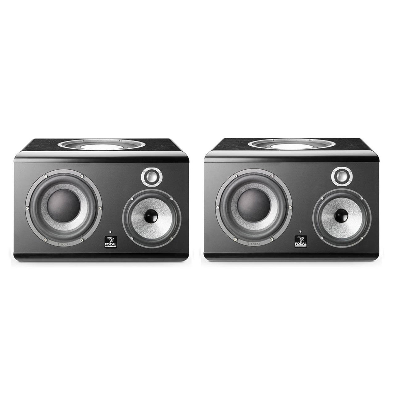 Active Studio Monitors - Focal SM9 Professional Studio Monitor Speakers PAIR