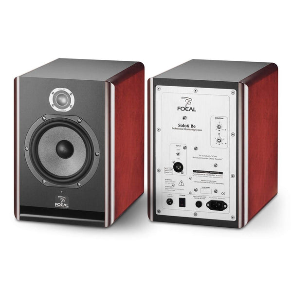 focal solo6 be pro studio monitor speakers sounds easy. Black Bedroom Furniture Sets. Home Design Ideas