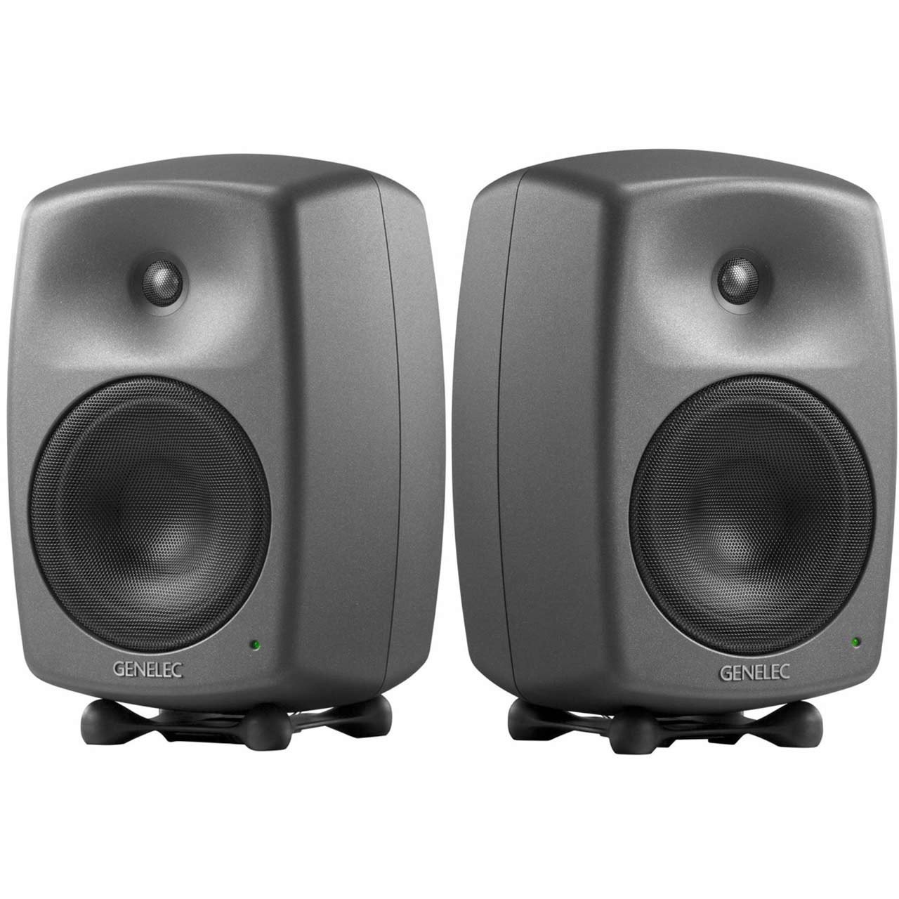 Active Studio Monitors - Genelec 8340A SAM Active Studio Monitors (PAIR)