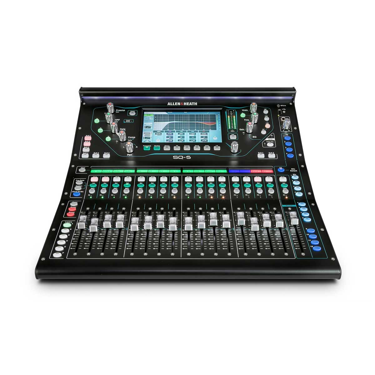 Allen & Heath SQ5 48 channel / 36 bus digital mixer