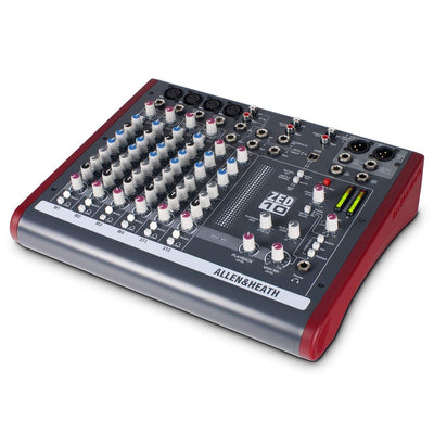 Analog Mixers - Allen & Heath ZED-10 - Analogue Mixer With USB