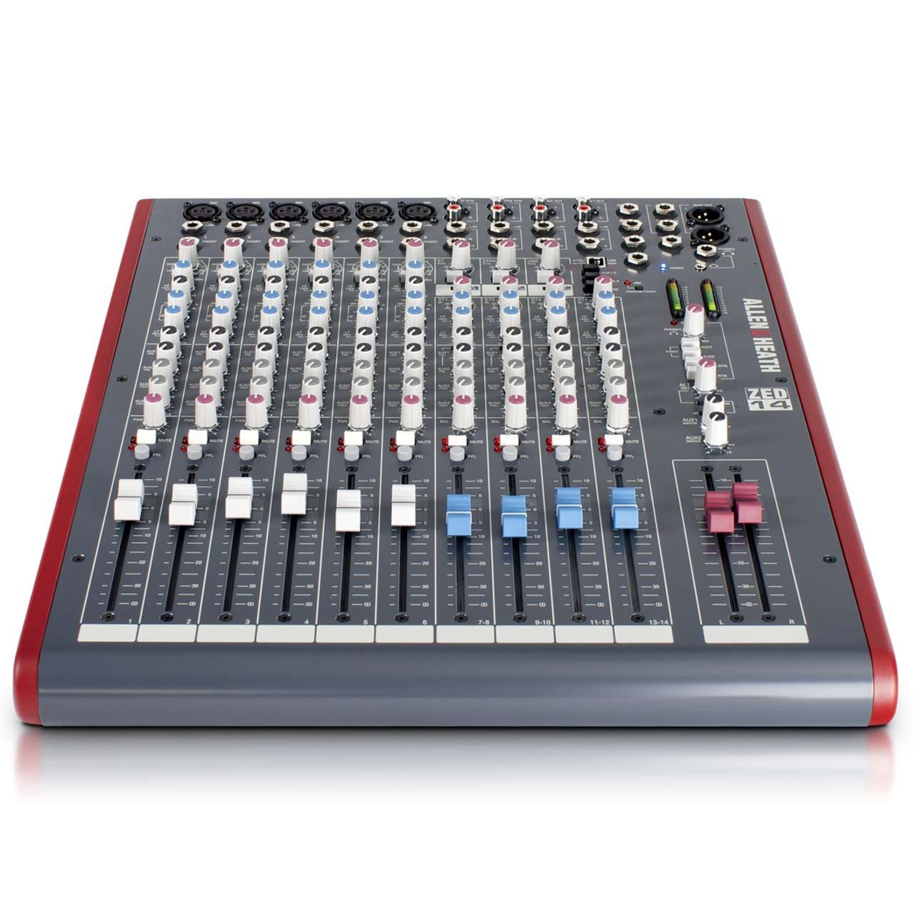 Analog Mixers - Allen & Heath ZED-14 - Analogue Mixer With USB