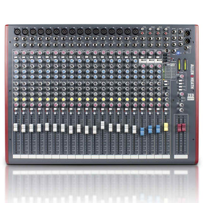 Analog Mixers - Allen & Heath ZED-22FX - Analogue Mixer With USB