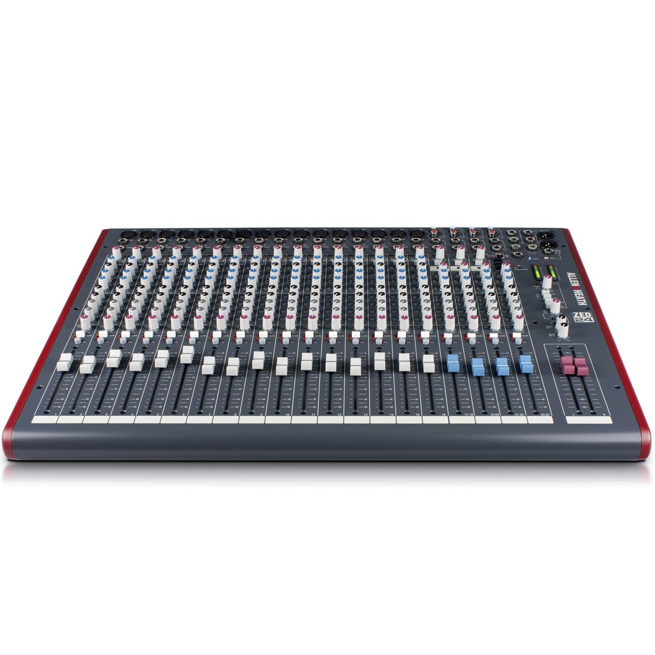 Analog Mixers - Allen & Heath ZED-24 - Analogue Mixer With USB