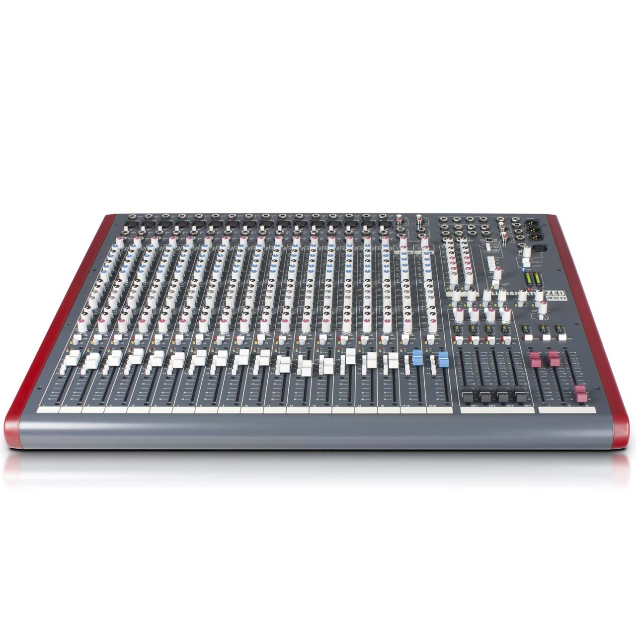 Analog Mixers - Allen & Heath ZED-420 - Analogue Mixer With USB