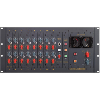 Analog Mixers - Chandler Limited Mini Rack Mixer