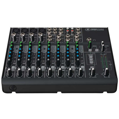 Analog Mixers - Mackie 1202VLZ4 12 Channel Compact Mixer