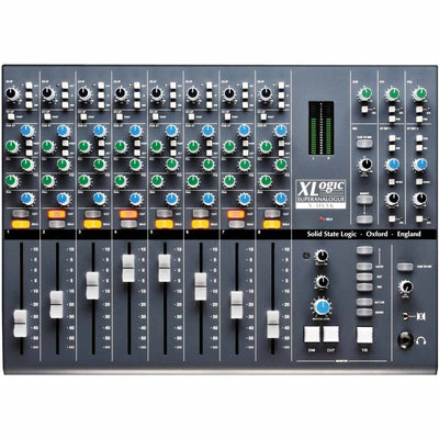 Analog Mixers - Solid State Logic - SSL XLogic X-Desk