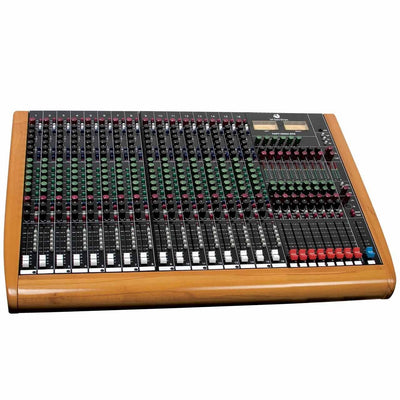 Analog Mixers - Toft Audio Designs Series ATB16 Console