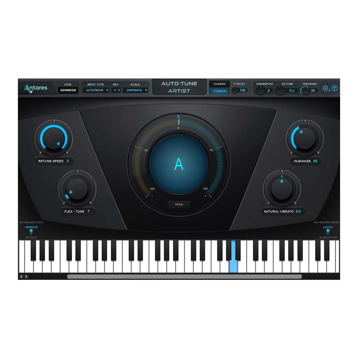 Antares Auto-Tune Artist -  Serial Nr + Download Version