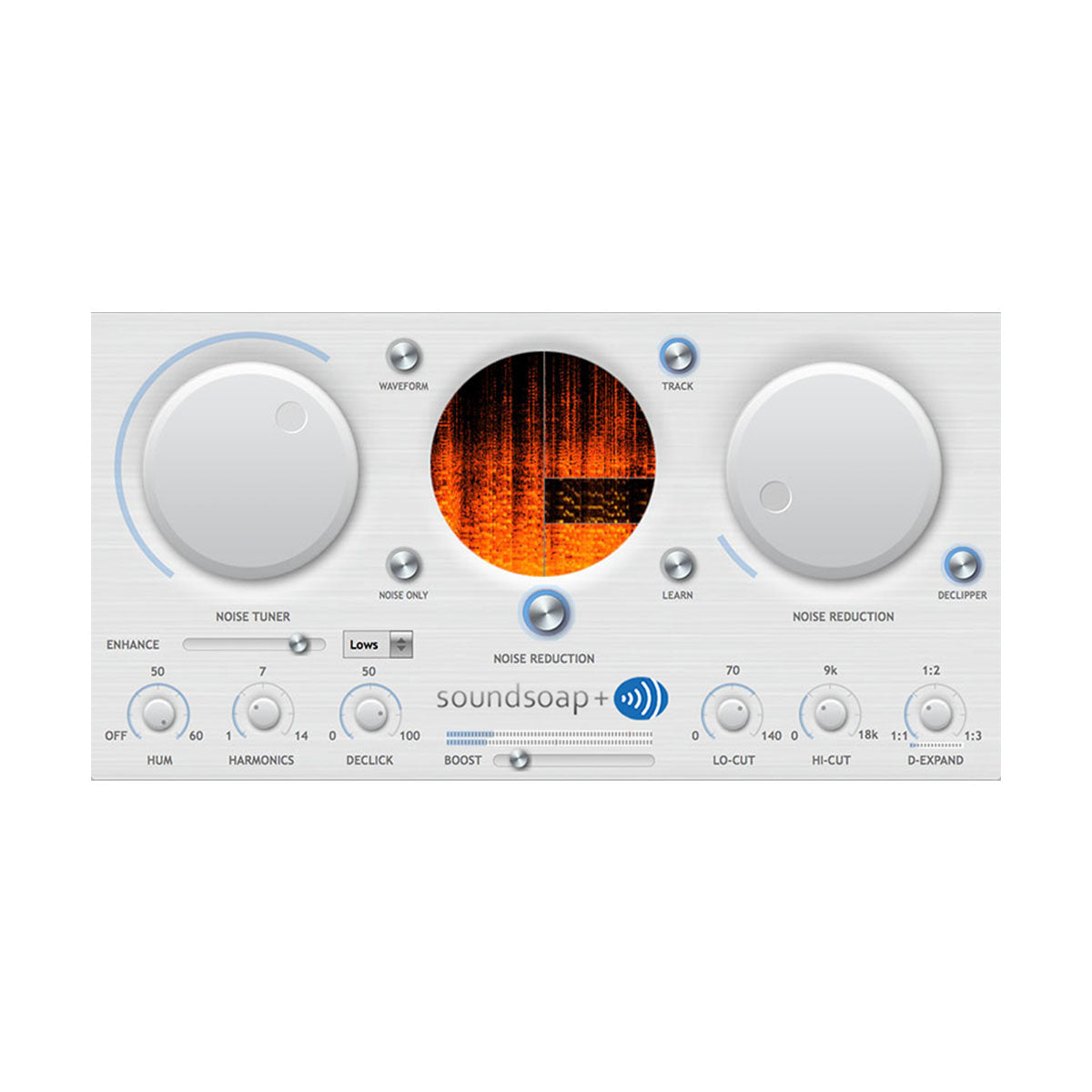 Antares SoundSoap+ 5 Audio Restoration Plug-In