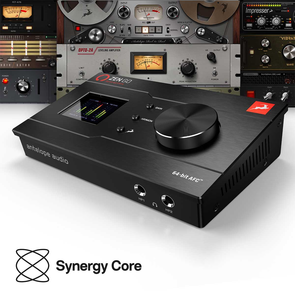 Antelope Audio Zen Go Synergy Core