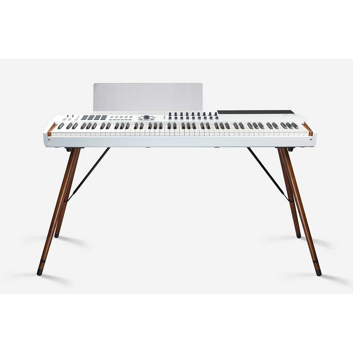 Arturia KeyLab 88 MkII with V Collection 6 and Wooden Legs - Limited Edition!