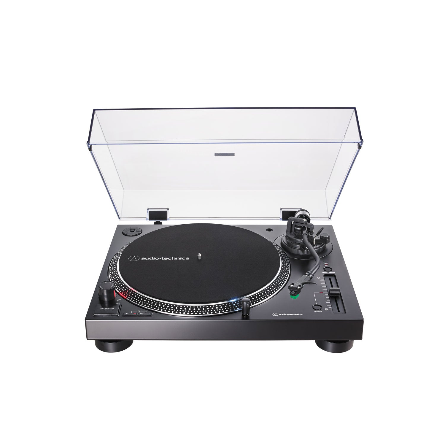 Audio-Technica LP120X-USB Direct-Drive Turntable (Analog & USB) - Black