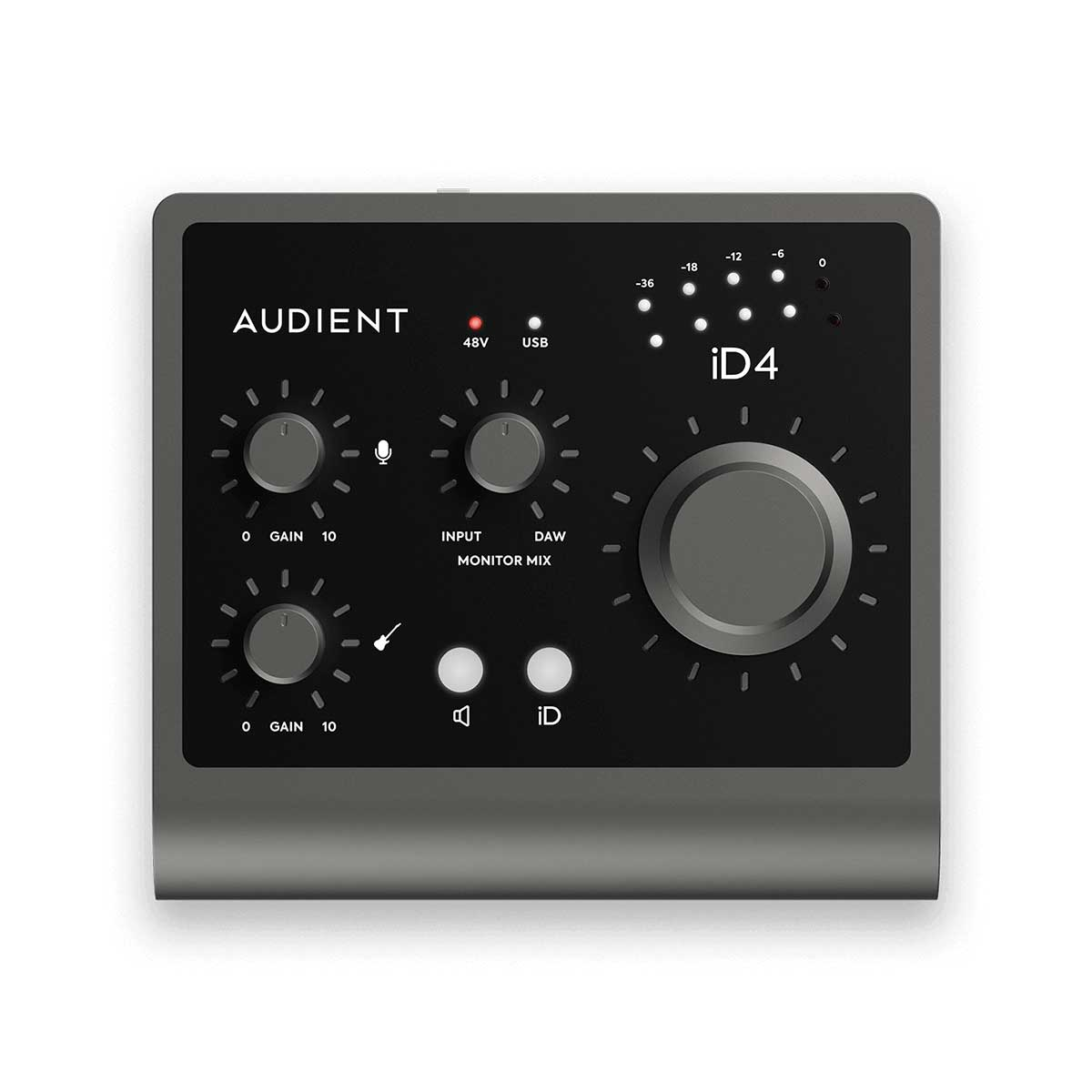 Audient ID4 MK2 2in | 2out Audio Interface