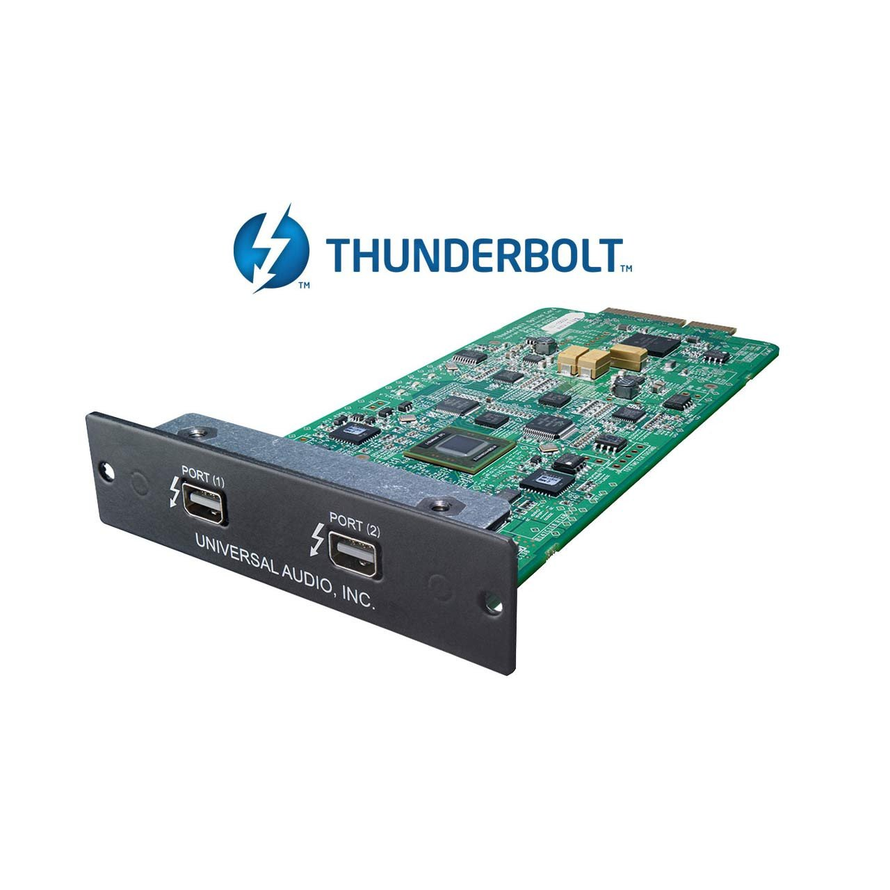 Audio Interface Expansion Cards - Universal Audio Apollo Thunderbolt 2 Option Card
