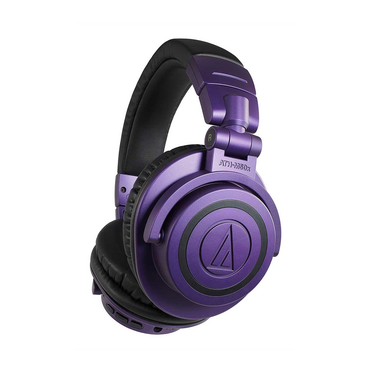 Audio-Technica LIMITED EDITION PURPLE Studio Monitoring Headphones