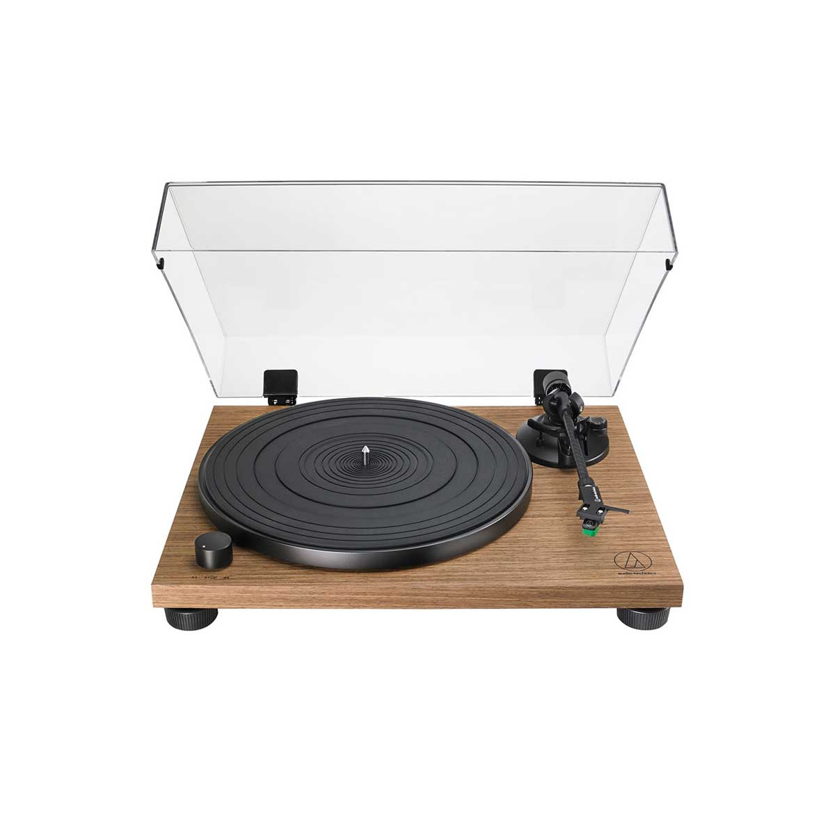 Audio-Technica LPW40WN Fully Manual Belt-Drive Turntable