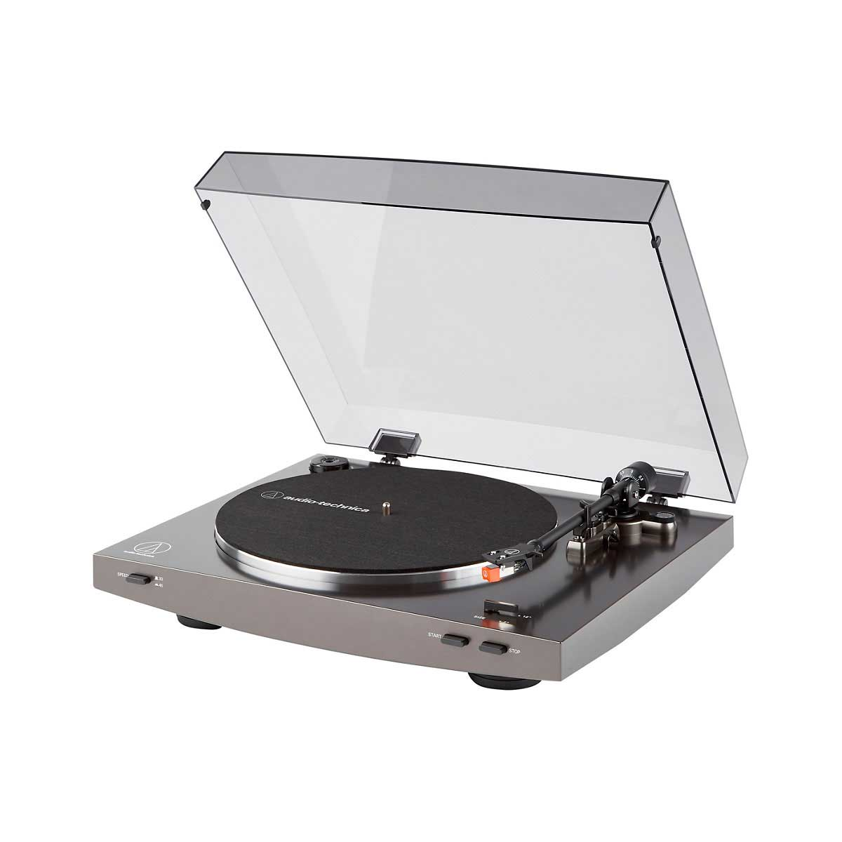 Audio-Technica AT-LP2X Fully Automatic Belt-Drive Stereo Turntable