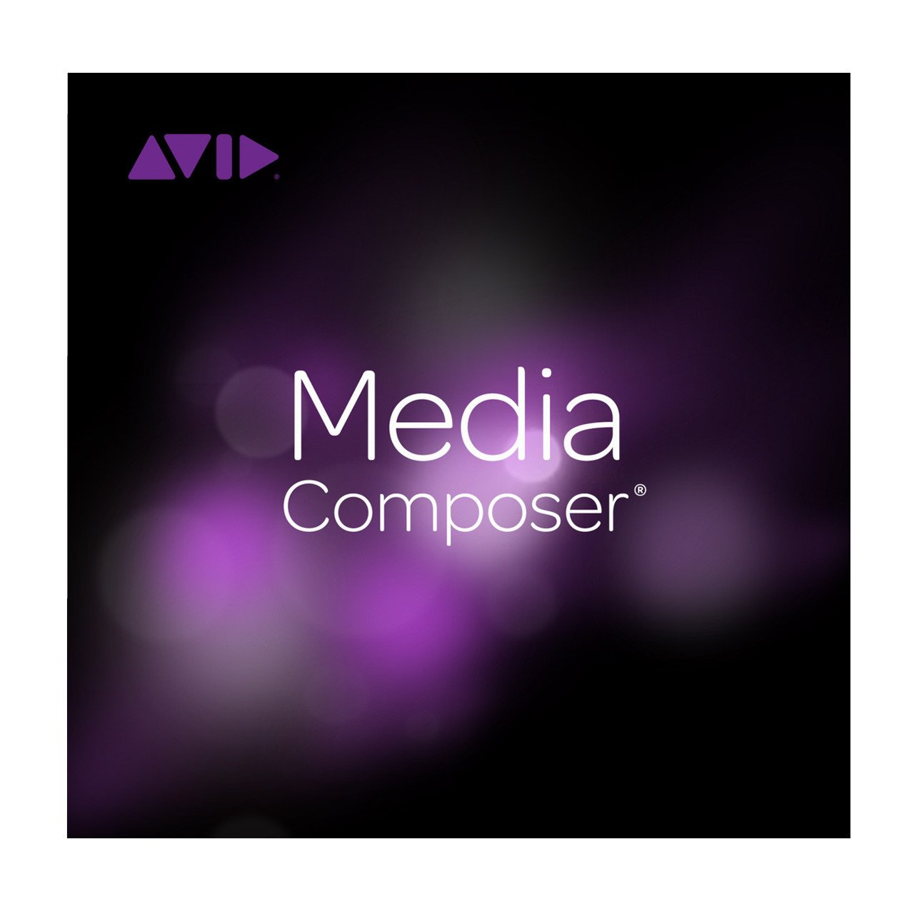 AVID Software - AVID Media Composer Video Editing Software