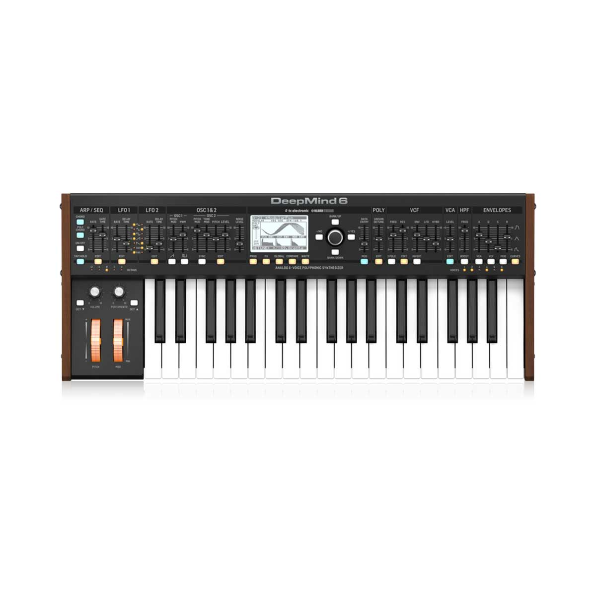 Behringer Deepmind 6 Polyphonic Synthesizer