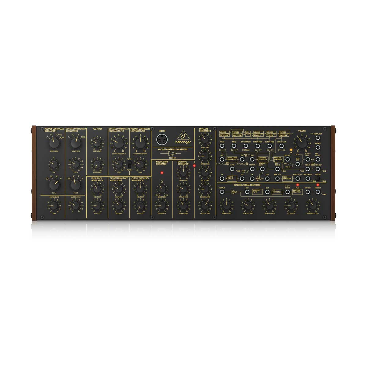 Behringer K2 Analog Semi Modular Synth