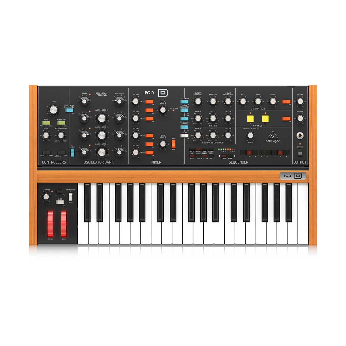 Behringer Poly D 37 Key Analog Synth