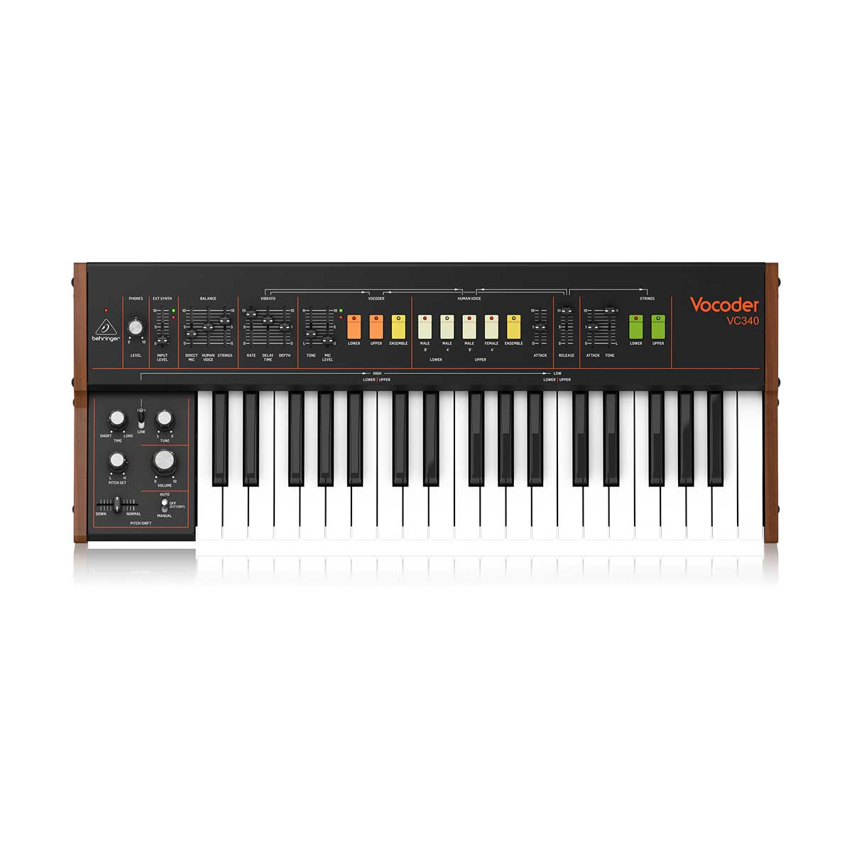 Behringer VC340 Analog Vocoder Synth