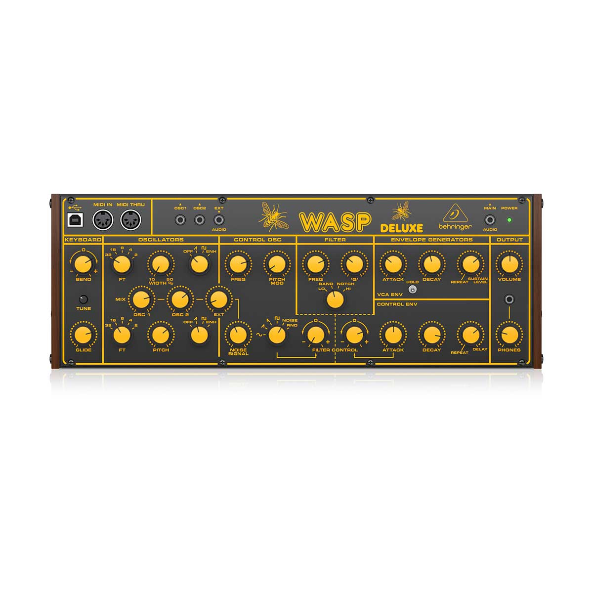 Behringer WASP Deluxe Analog Synth