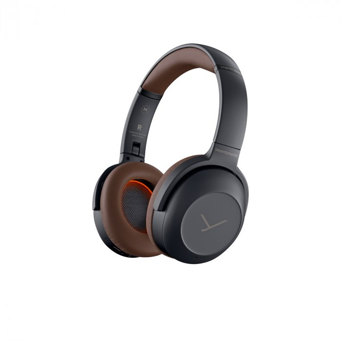 Beyerdynamic Lagoon Explorer (Brown/Grey) Noise Cancelling Headphones