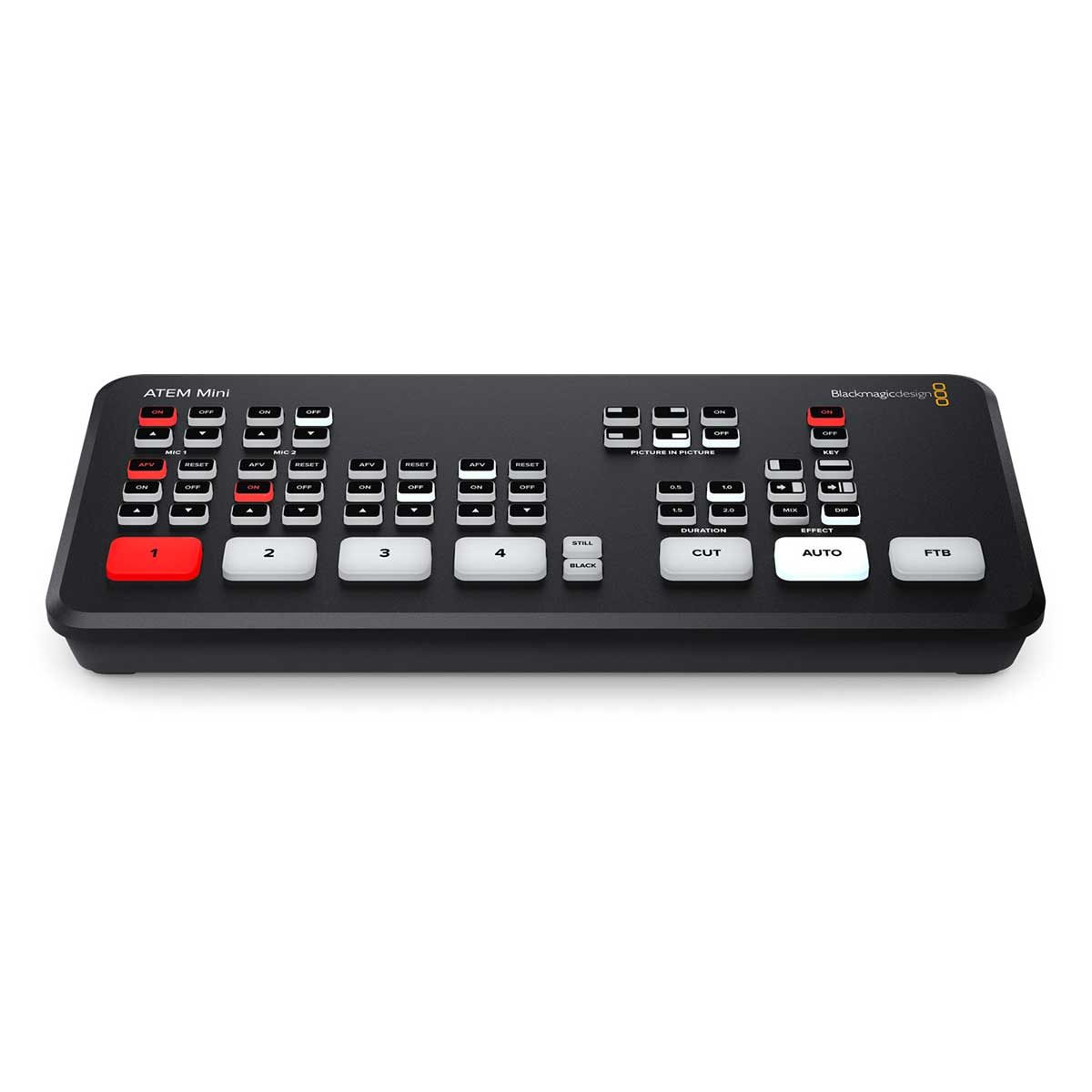 Blackmagic Design ATEM Mini Video Switcher for Live Streaming
