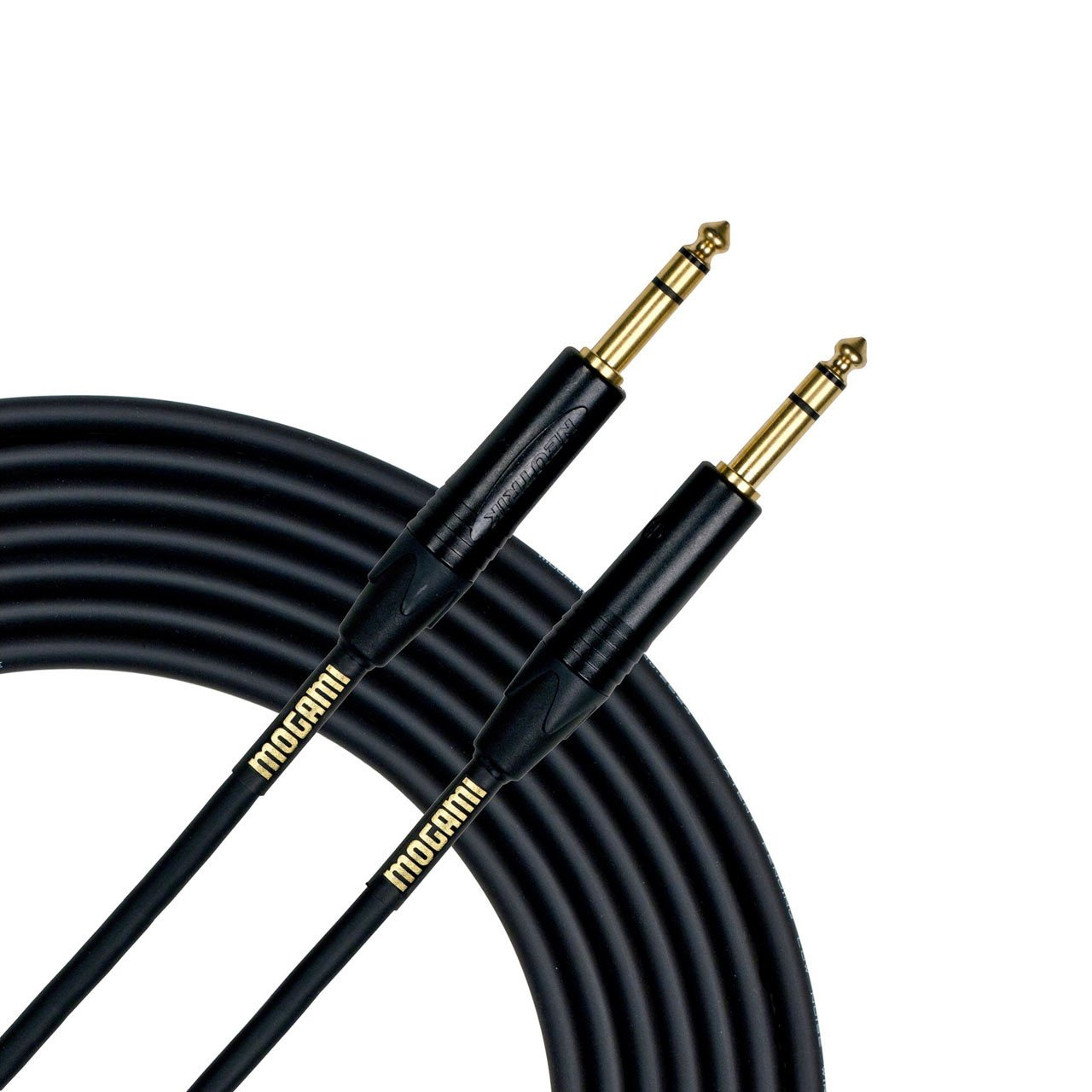 Cables & Adapters - Mogami Gold TRS To TRS Cable