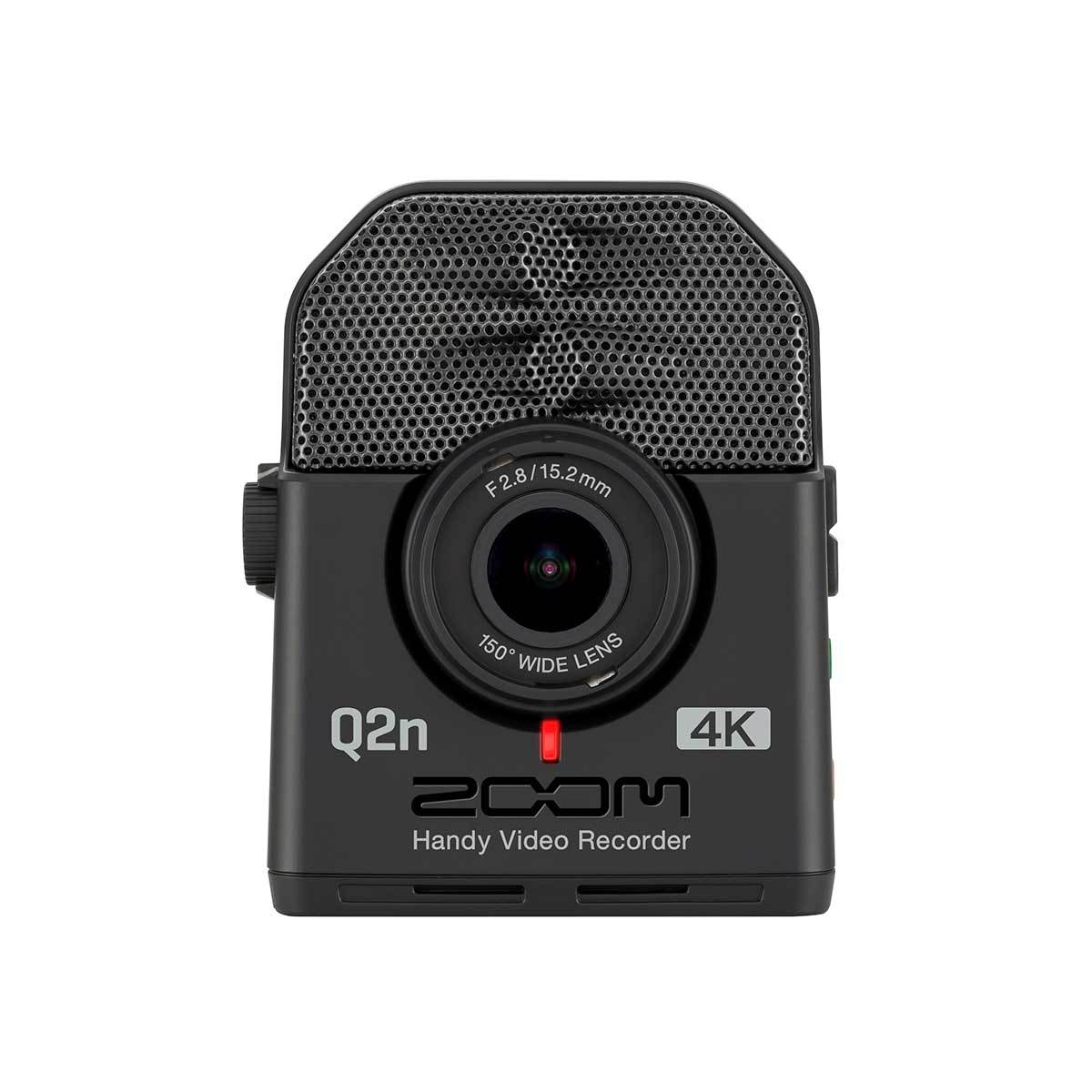 Camera - Zoom Q2N-4K 4K Live Streaming Camera For Musicians