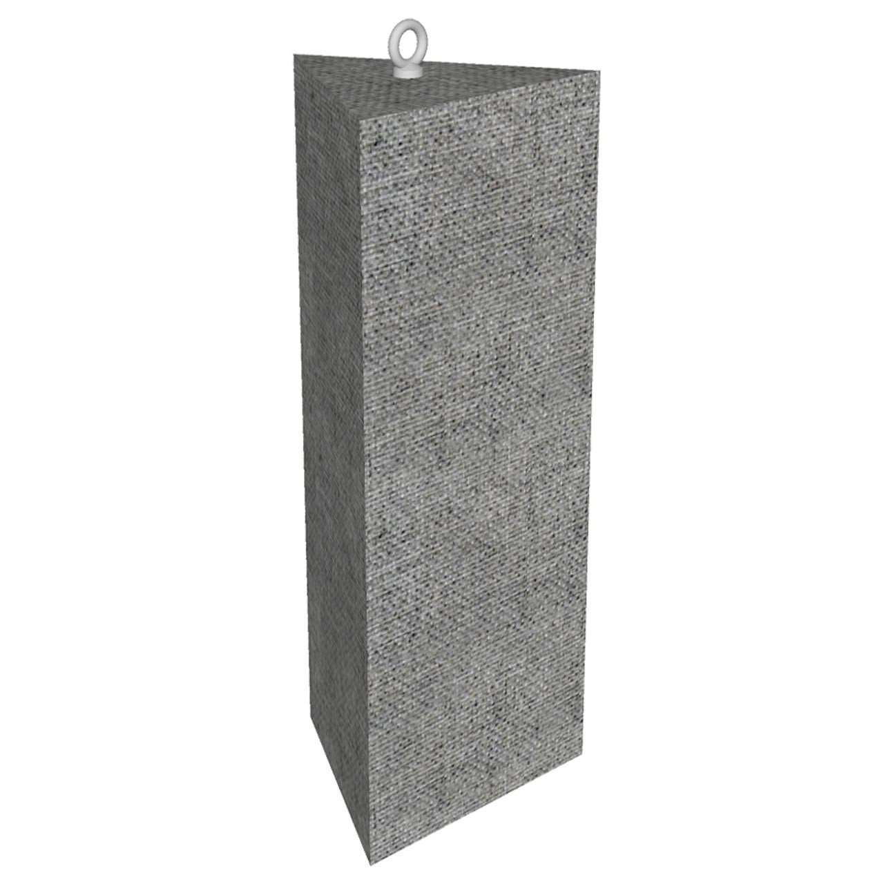 Ceiling Treatments - Primacoustic Tiki Triangular Acoustic Lantern Baffle