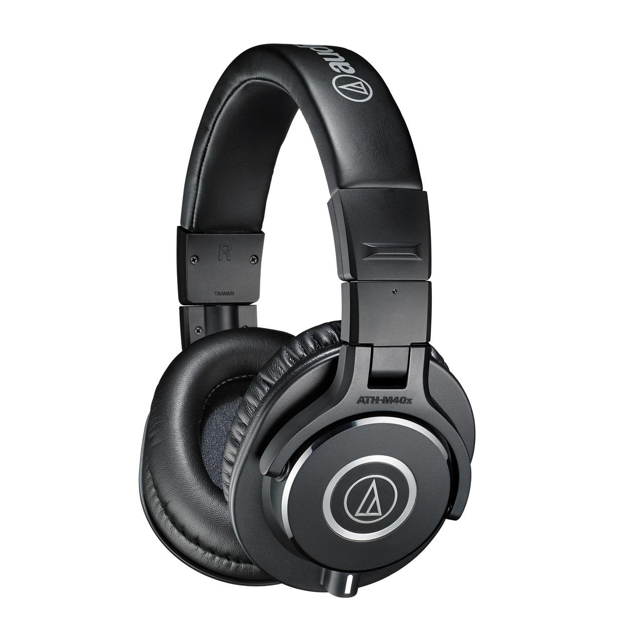 Closed Headphones - Audio-Technica ATH-M40x - Professional Monitor Headphones