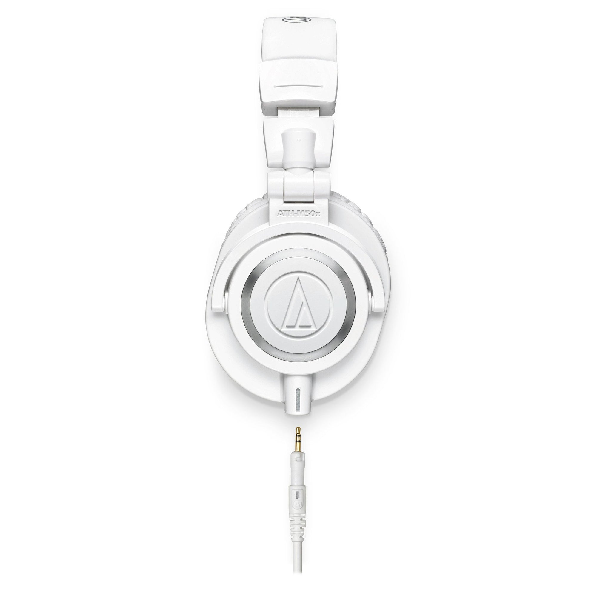 Closed Headphones - Audio-Technica ATH-M50x Closed Headphones WHITE