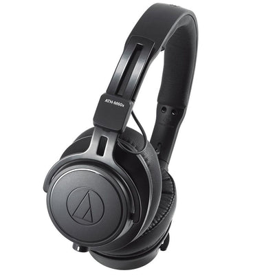 Closed Headphones - Audio-Technica ATH-M60X On-Ear Professional Monitor Headphones