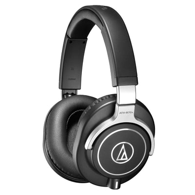 Closed Headphones - Audio-Technica ATH-M70x Studio Monitoring Headphones