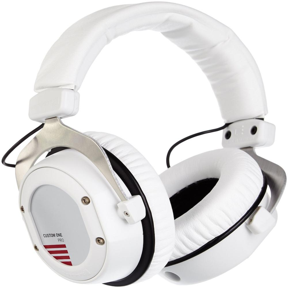 Closed Headphones - Beyerdynamic Custom One Pro Studio Headphones (White)