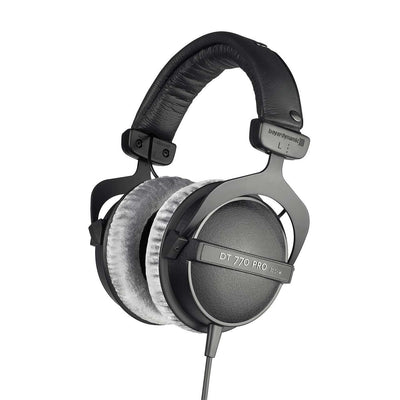 Closed Headphones - Beyerdynamic DT 770 PRO 80 Ohms Closed Studio Headphones
