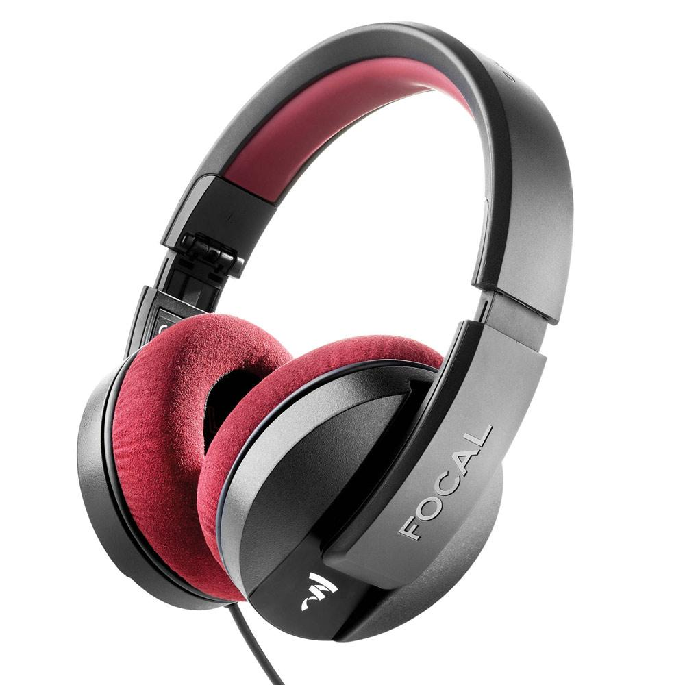 Closed Headphones - Focal Listen Professional Closed-back Circum-Aural Headphones