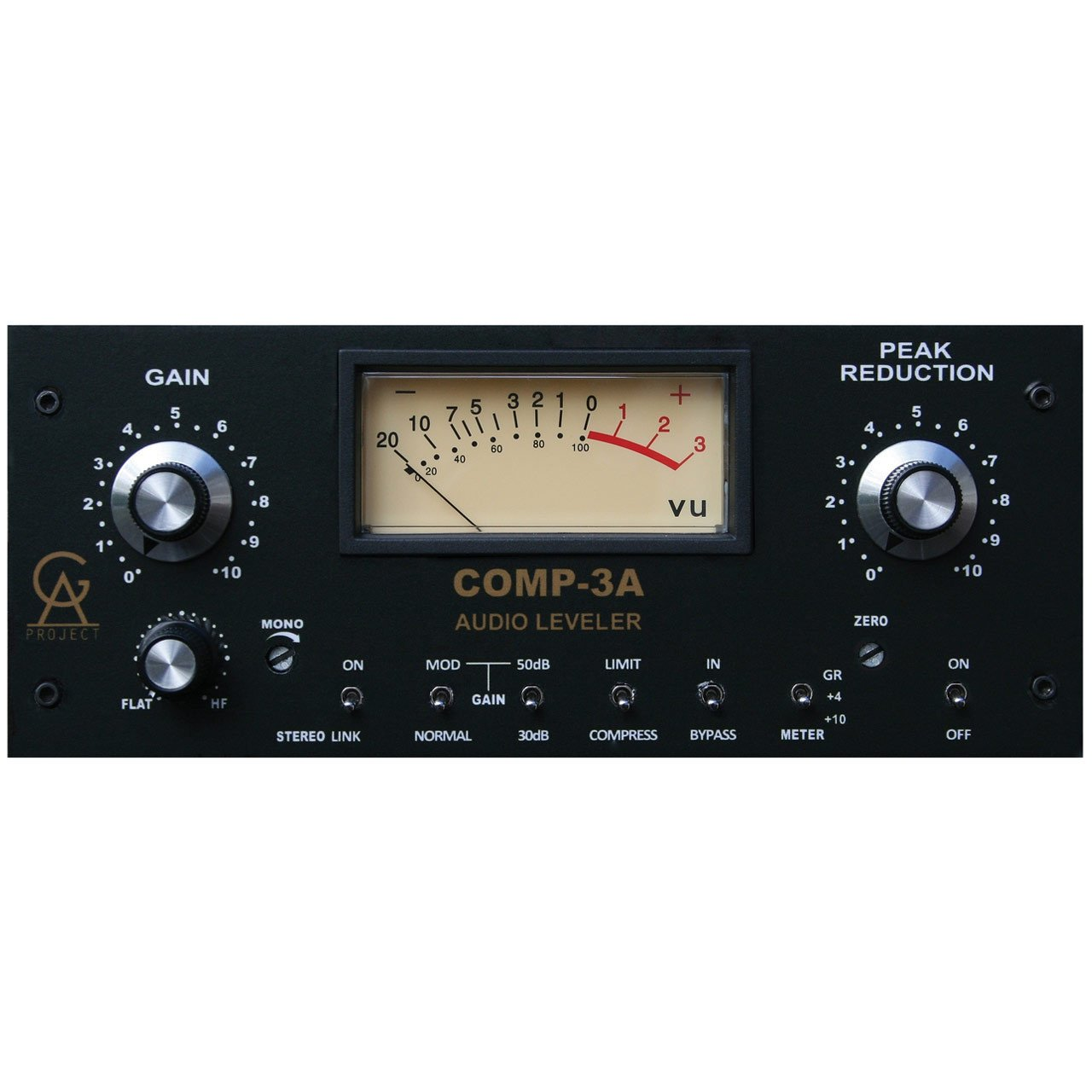 Golden Age Project Comp-3A Compressor