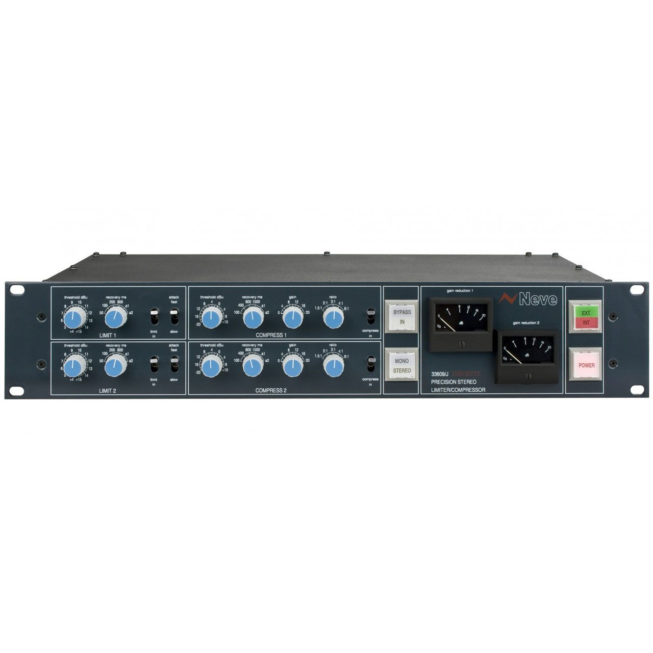 Compressors/Limiters - Neve AMS 33609 JD Stereo Compressor