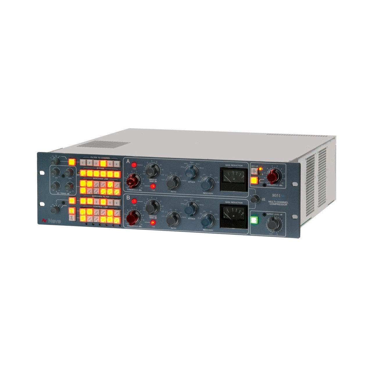Compressors/Limiters - Neve AMS 8051 Surround Compressor