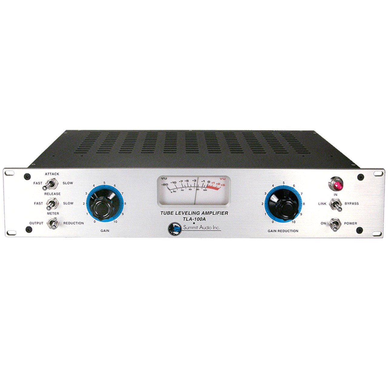 Compressors/Limiters - Summit Audio TLA-100A Tube Levelling Amplifier