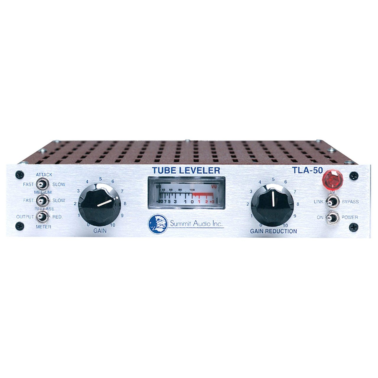 Compressors/Limiters - Summit Audio TLA-50 Tube Leveling Amplifier