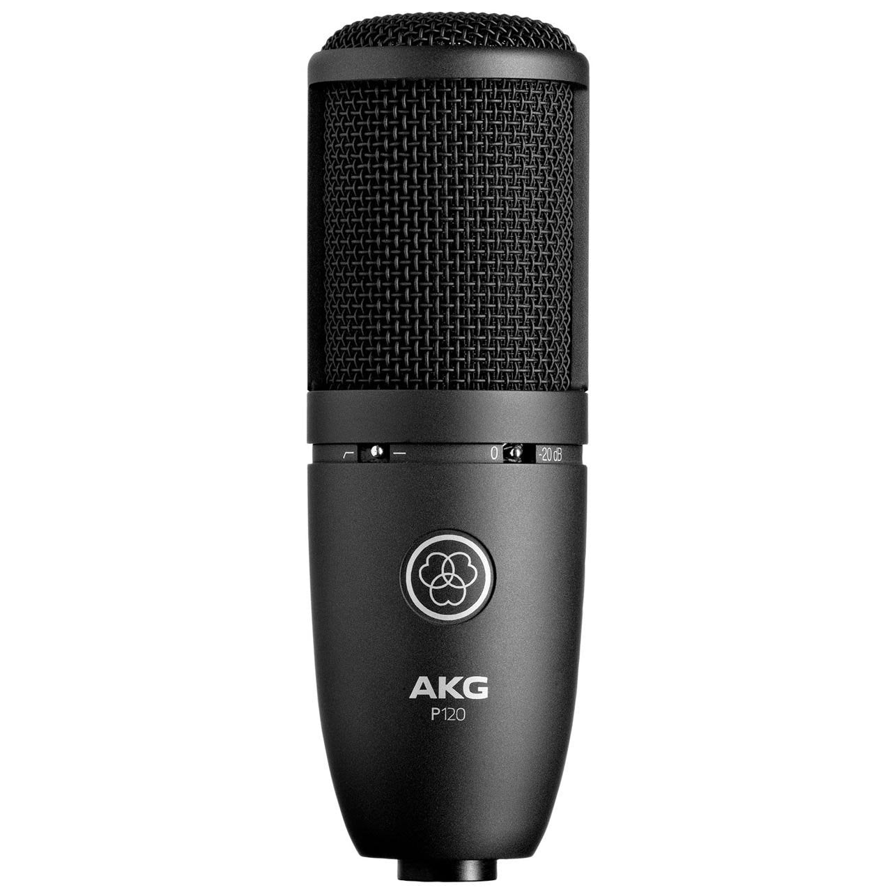 AKG P120 Large-Diaphragm Project Studio Condenser Microphone