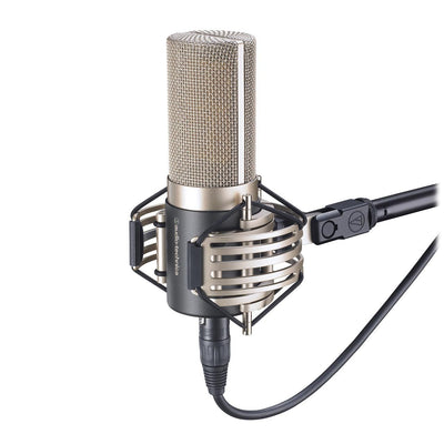 Condenser Microphones - Audio-Technica AT5040 Flagship Vocal Microphone