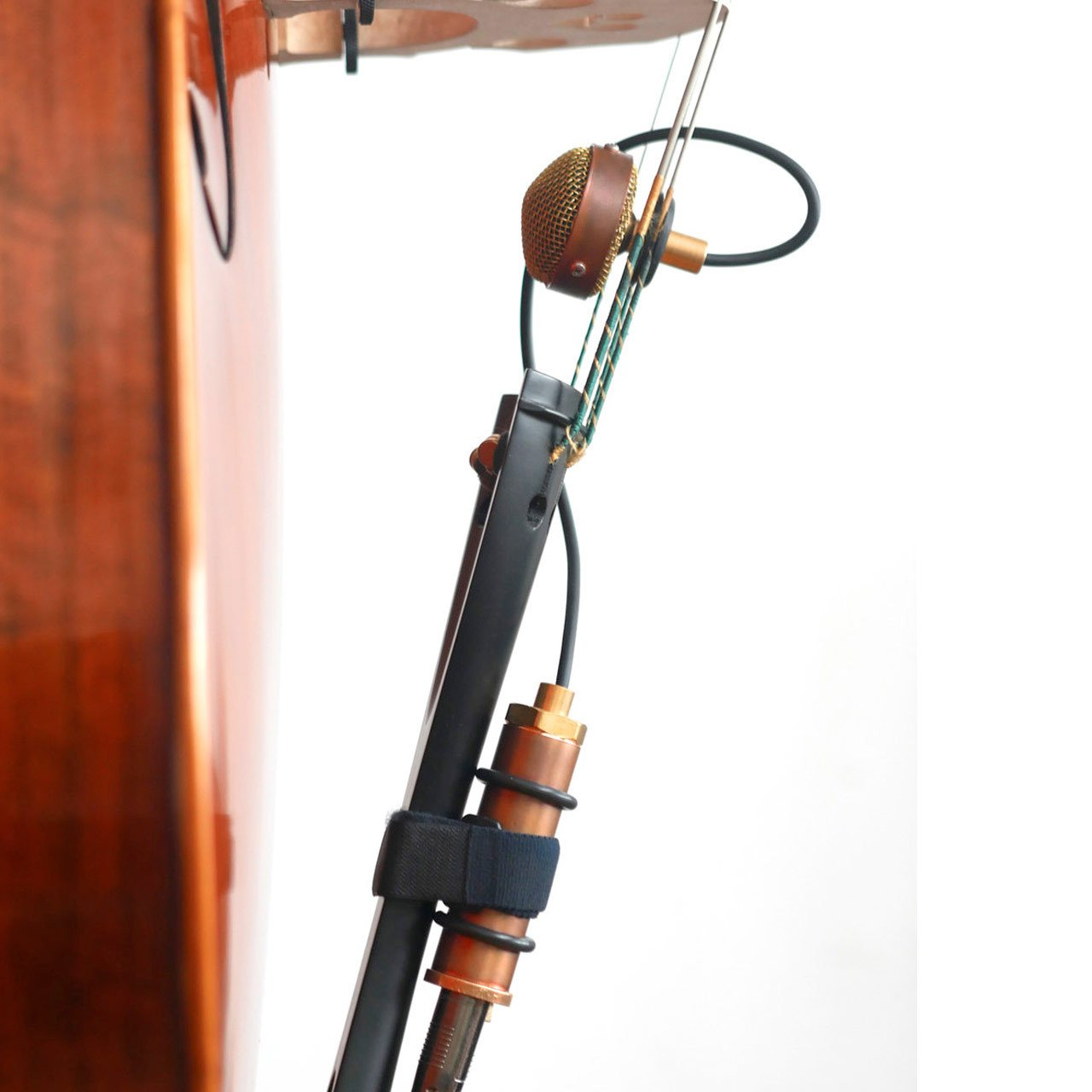 Condenser Microphones - Ear Trumpet Labs Nadine - Condenser Microphone For Upright Bass